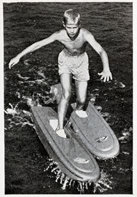 Water Skates