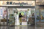 中国のファミリーマートの店舗(上海)