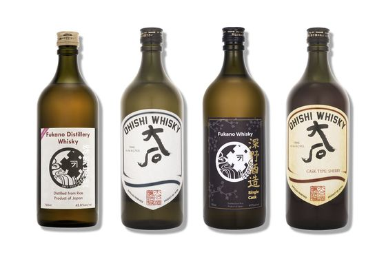 A Barrel-Aged Japanese Rice Whisky You Can't Get in Japan
