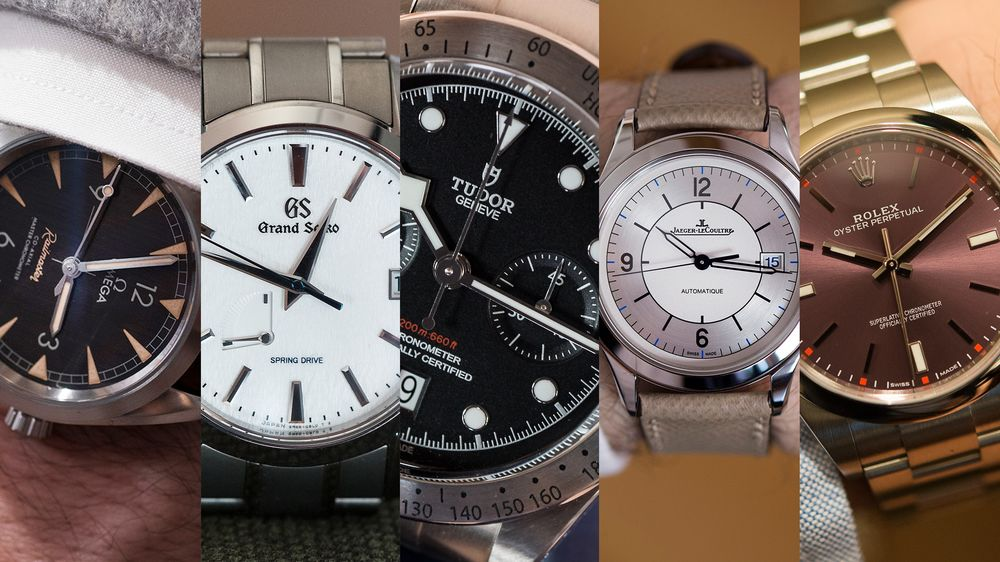 Five New Watches Under $6,000 That Punch Far Above Their Weight