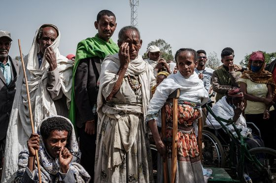 Widening Ethiopia Conflict Displaces Tens of Thousands of People