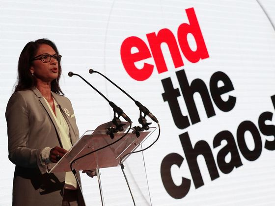 Gina Miller Says Divided U.K. Is Heading Toward 'Brex-Suicide'