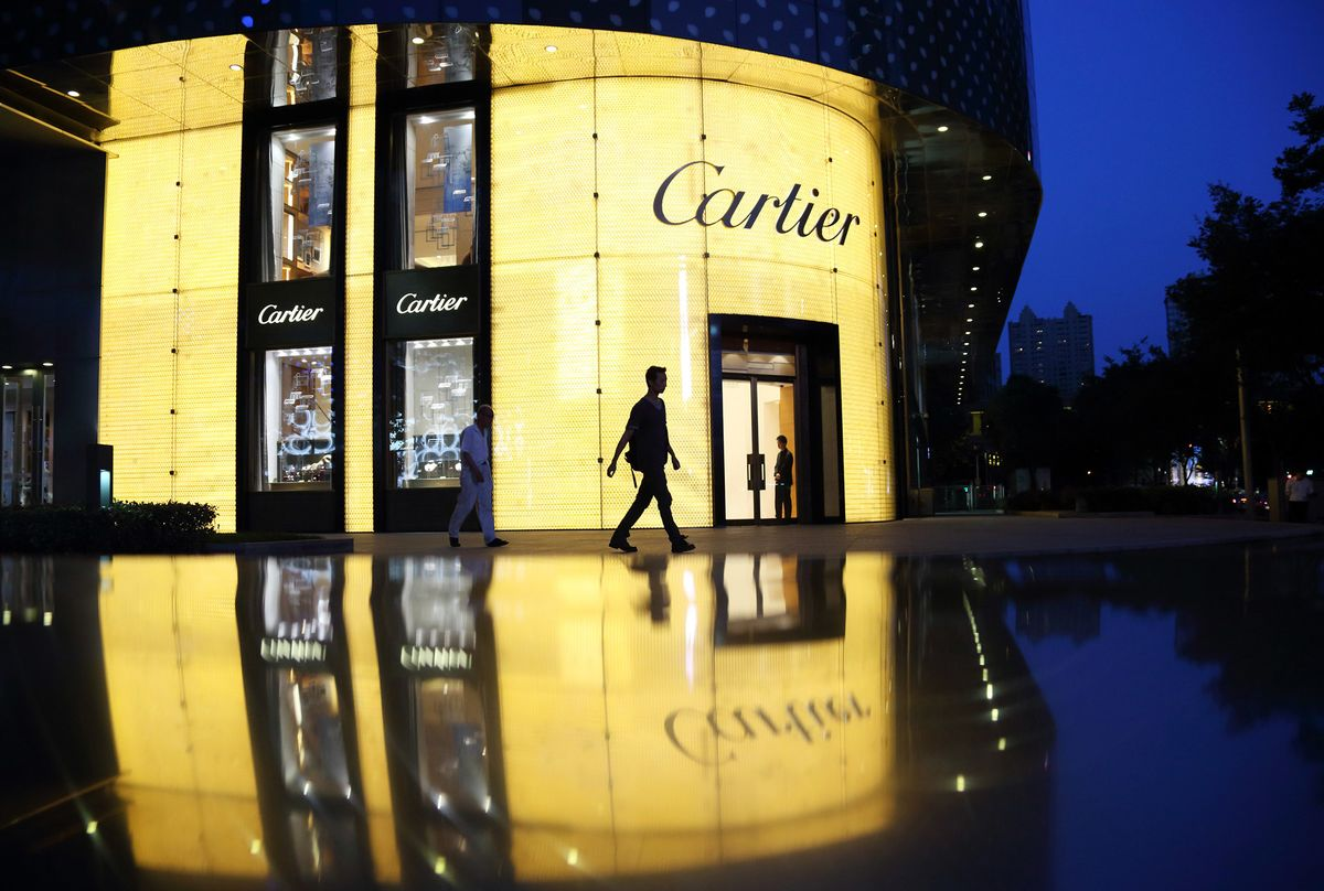 Attention Luxury Companies, Chinese Spending May Be Slowing Down