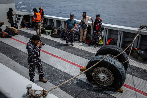 Pipelines, Cables Hamper Search for Key Lion Air Recorder