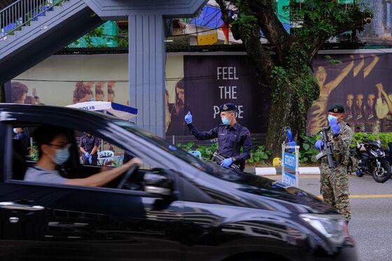 Lockdown Will Take Toll on Malaysia's Already Steep Yield Curve