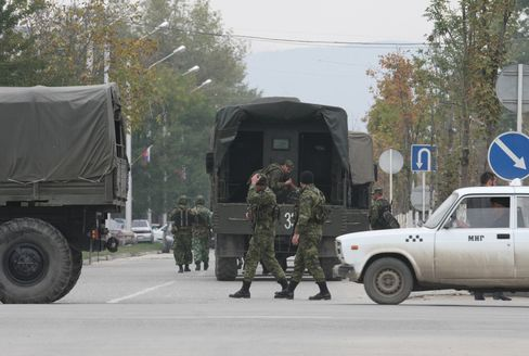 Chechen Capital Hit by Suicide Attack, 6 People Dead