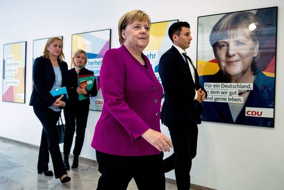 Humbled Merkel Pledges Change of Course After Coalition Clashes