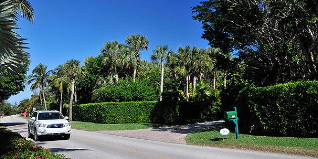 No. 2 Most Expensive Small Town: Jupiter Island, Fla.