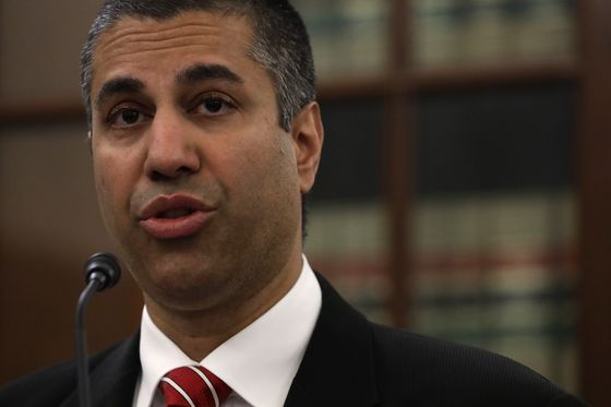 FCC Chair Punts Social Media Regulation Trump Sought to Congress
