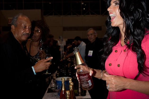 Even Housewives (Gasp!) Like Wine