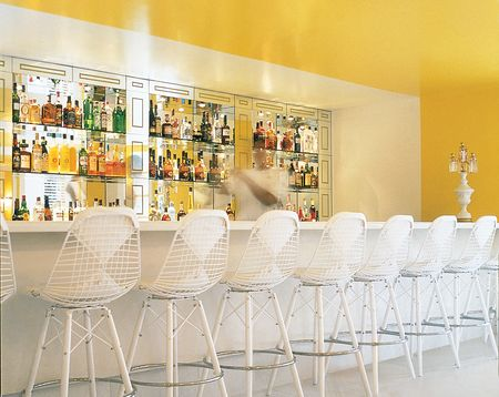 The Citron Bar at the Viceroy Palm Springs.