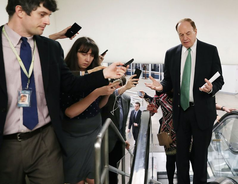 Bipartisan Negotiators Meet In Attempt To Avert New Partial Government Shutdown
