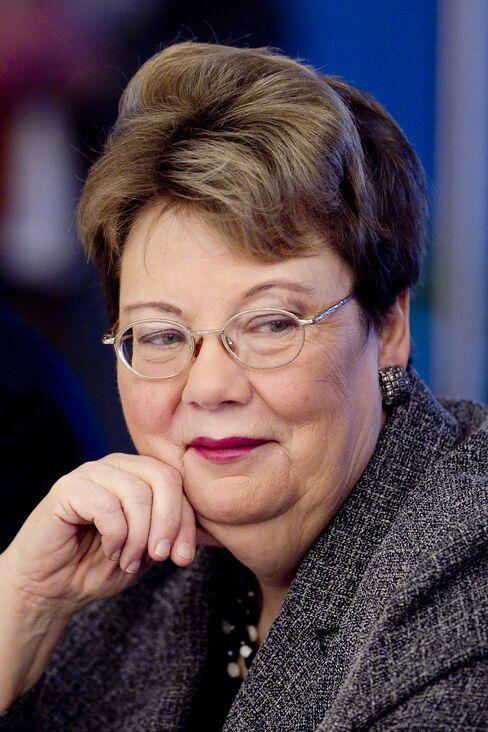 Ousted University of Virginia President Teresa Sullivan
