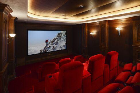 The cinema.