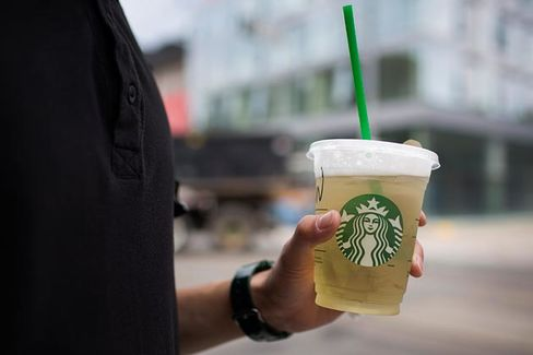 Starbucks Takes Over Your Life, Boosts Sales