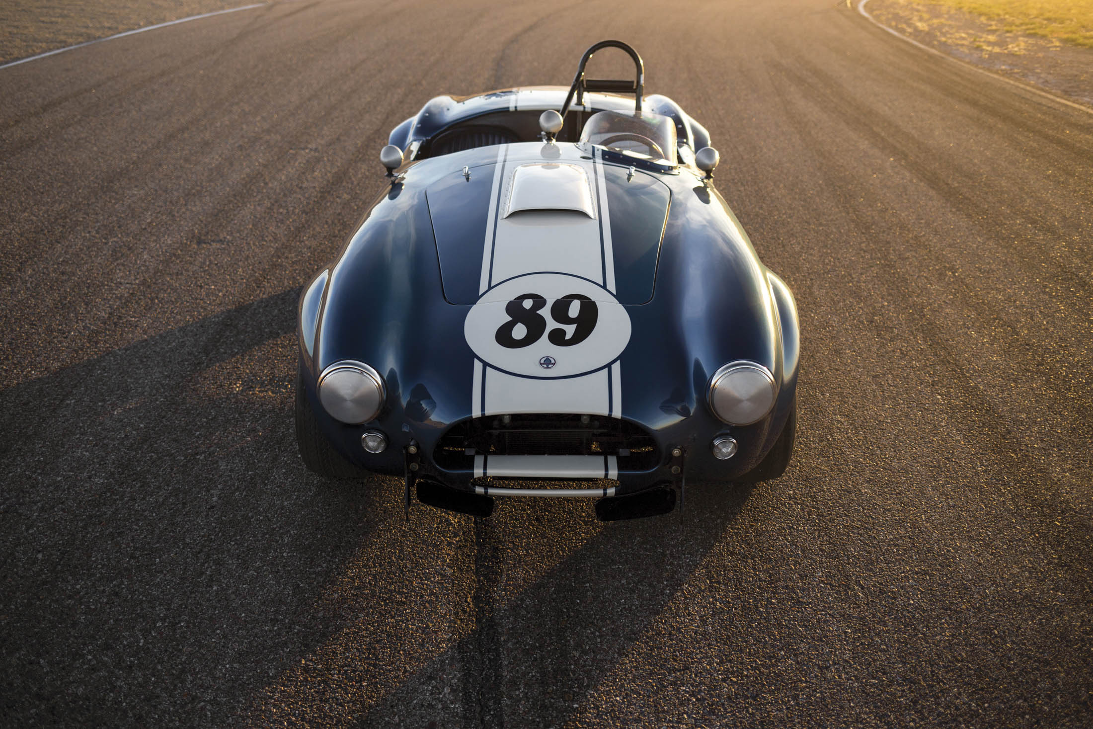 """1964 Shelby 289 """"Competition"""" Cobra CSX 2473"""