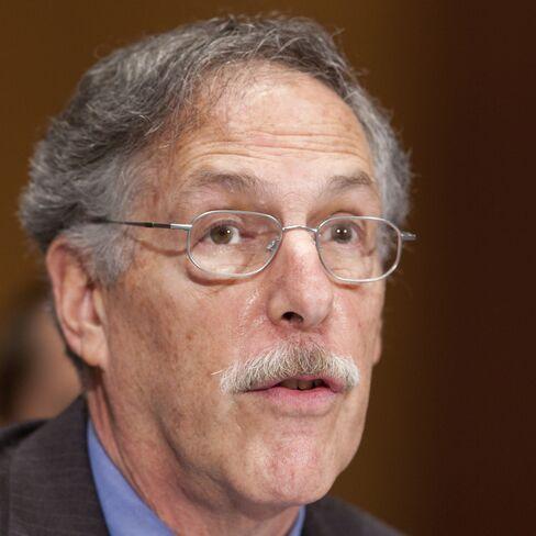 Diamond's Fed Nomination Sent Back to White House