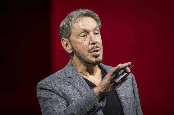 Oracle's Larry Ellison Says He Has Moved to Hawaii, Fleeing California