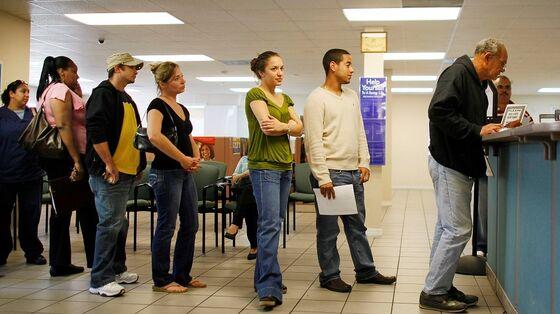 Only Massive U.S. Jobs Miss Will Derail November Taper Bets