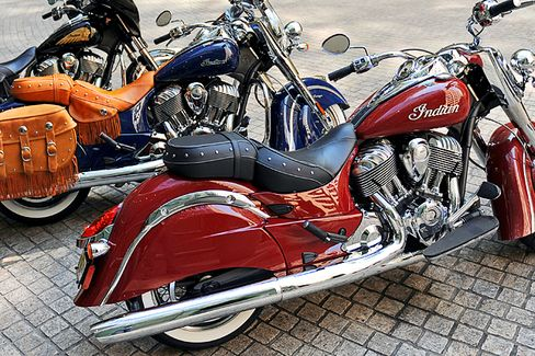 Indian Motorcycles Finally Rev Up to Speed for Polaris