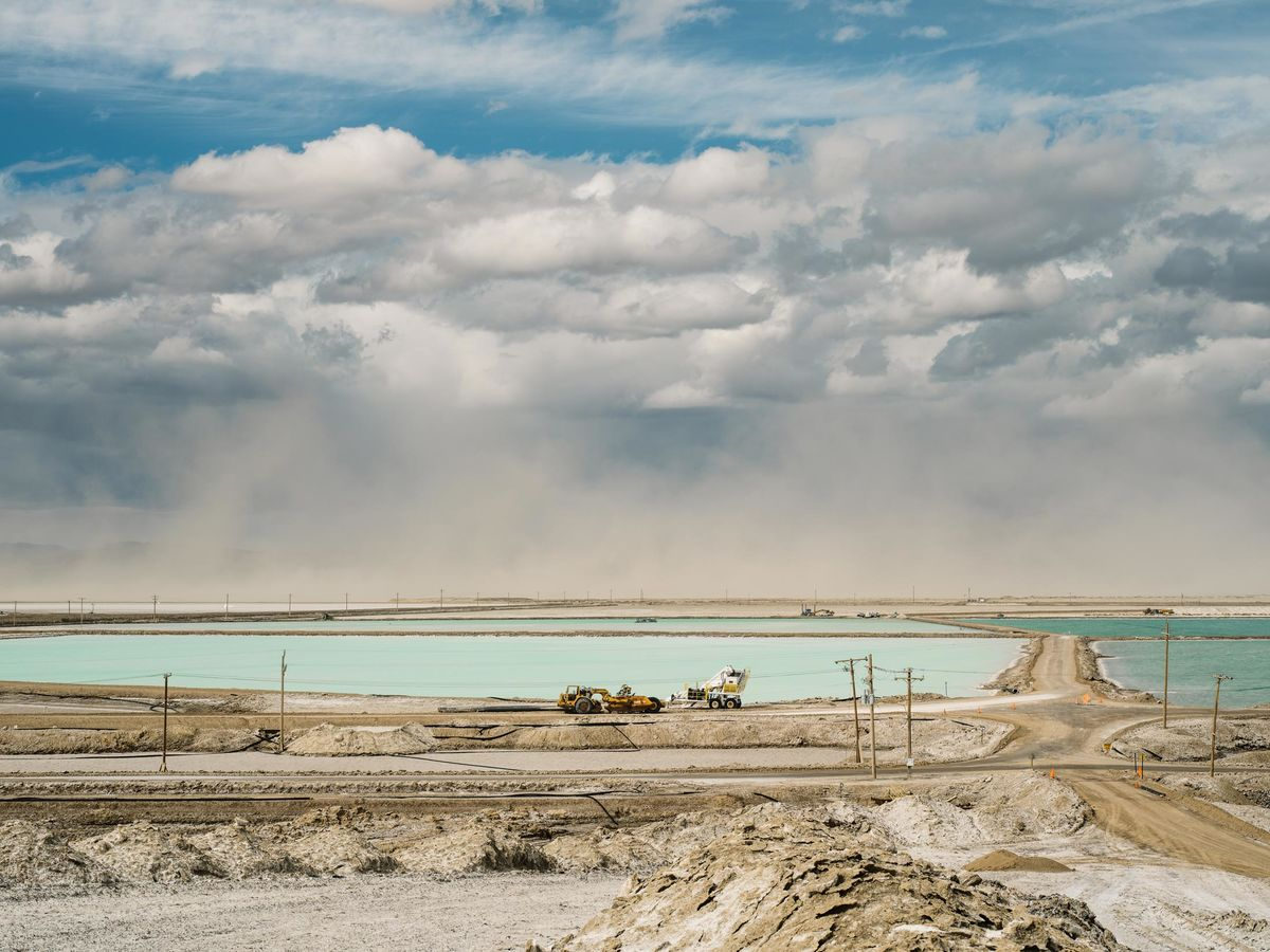 Lithium Mines In Nevada >> The Great Nevada Lithium Rush To Fuel The New Economy