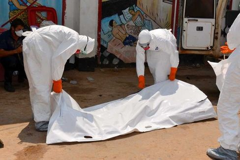 A Primer on the Deadly Math of Ebola