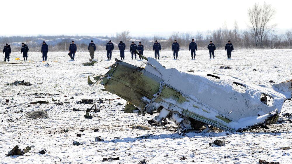 FlyDubai CEO Defends Russia Landing Decision Day After Crash