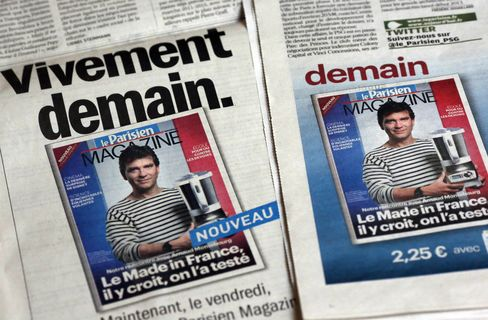 'Made in France' Trumps Consumer Choice as Hollande Chases Jobs