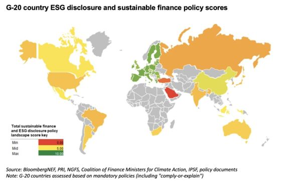 Fund Managers Brace for Correction as Greenwash Rules Go Global