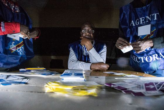 Congo Delays Presidential-Election Results Beyond Deadline