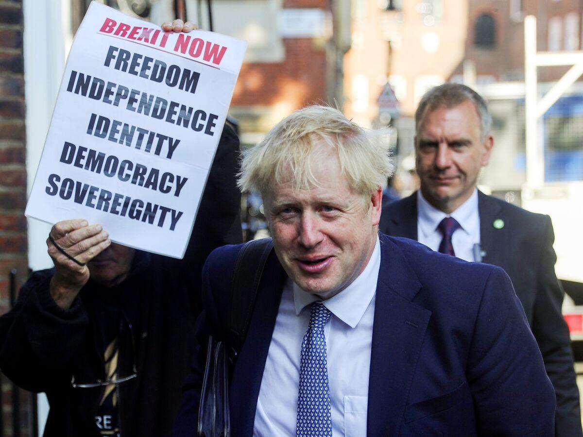 G-7 Wonders Which Boris Johnson Will Show Up