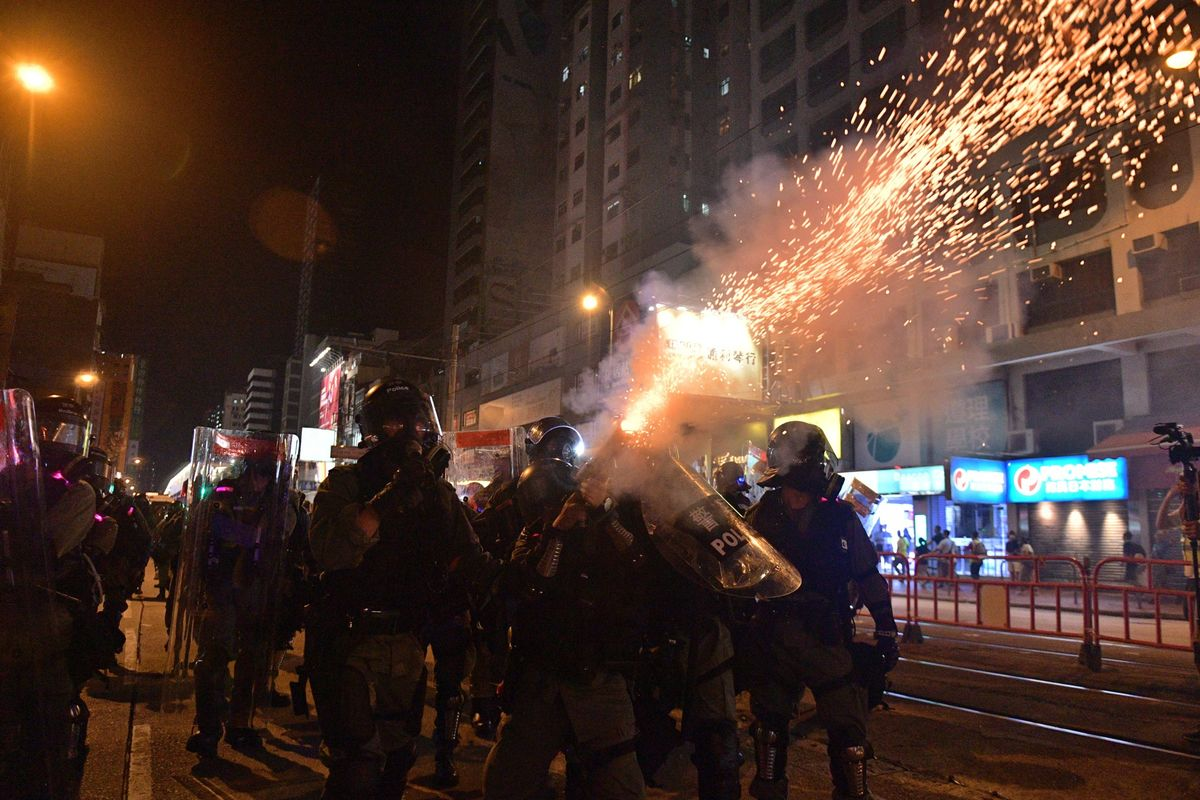 Violence Spreads, Police Under Direct Attack: Hong Kong Update