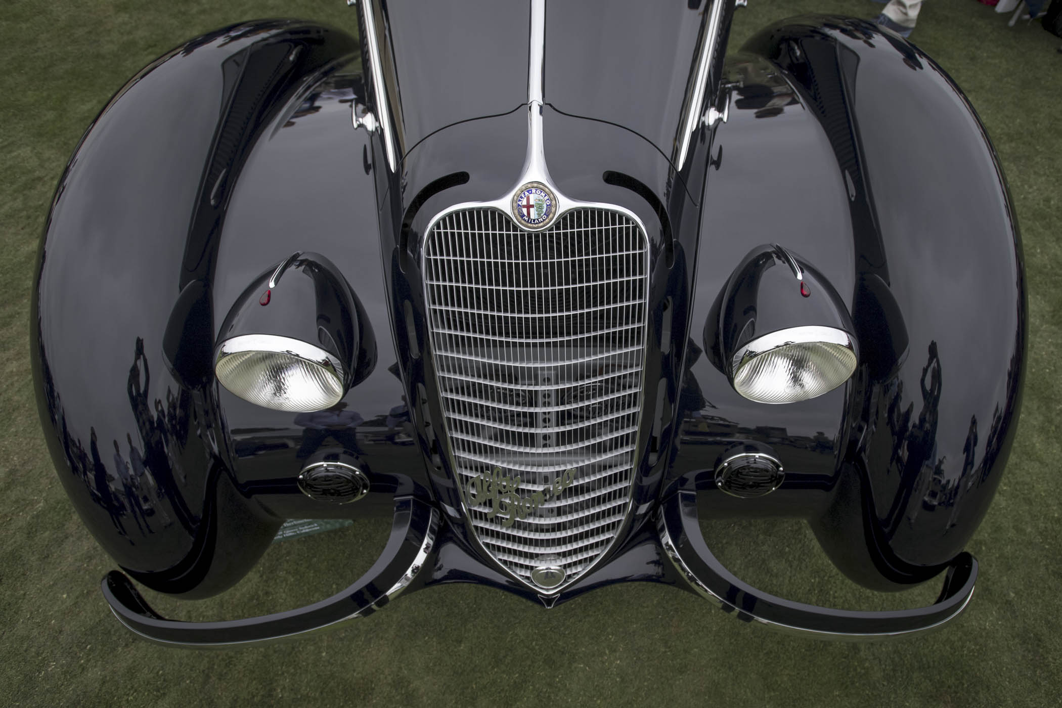 Million Of The Worlds Finest Cars Inside The Pebble - Pebble beach car show ticket prices