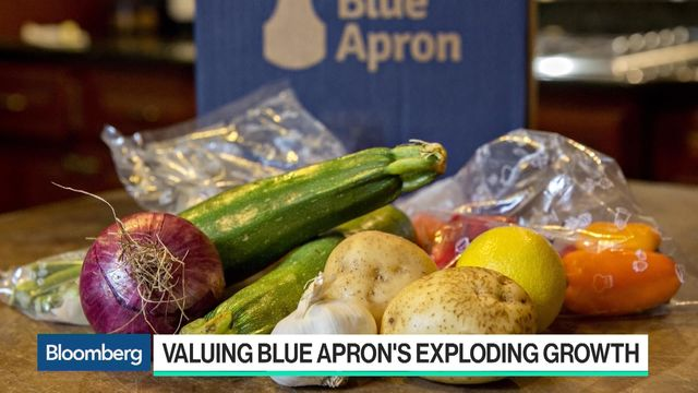 Blue Apron's Stock Fizzles in Debut After Disappointing IPO