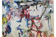 Untitled XXII by Willem de Kooning Source: Sotheby's New York