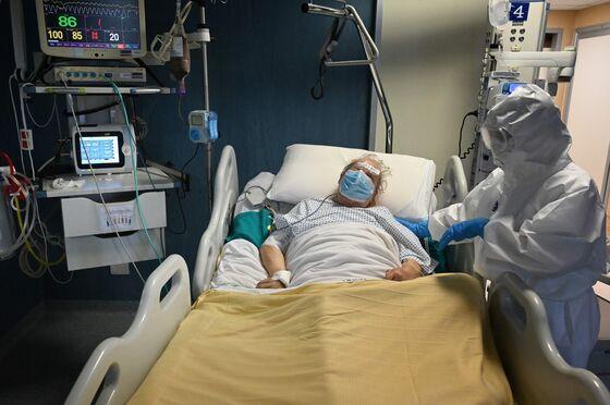 Southern States Start Reopenings; N.Y. Deaths Slow: Virus Update