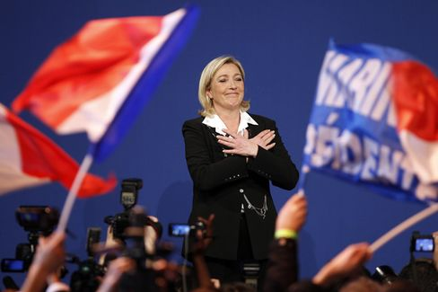 Le Pen Casts a Long Shadow on France's Presidential Election