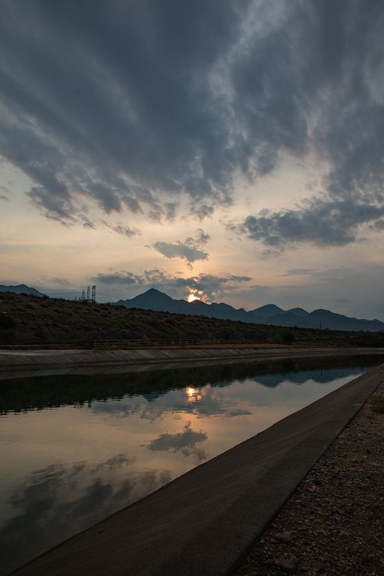 As the Colorado River Dries Up, Phoenix Will Have to Survive on Less Water