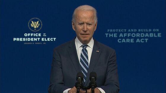 Biden Calls Trump's Refusal to Concede Election an Embarrassment