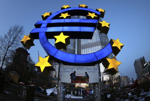 Deutsche Bank Says ECB to Wind Down LTROs