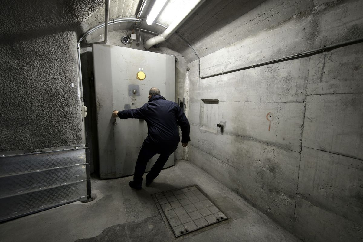 The Wealthy Are Hoarding $10 Billion of Bitcoin in Bunkers