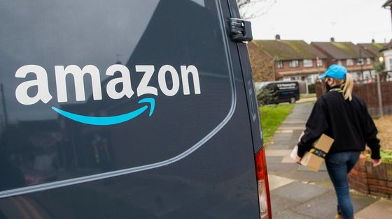 Amazon to Be Covered by Global Tax Deal Despite Thin Margins