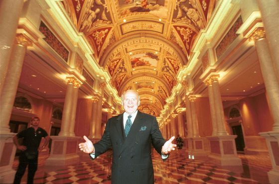 Sheldon Adelson, Who Brought Casinos to China, Dies at 87
