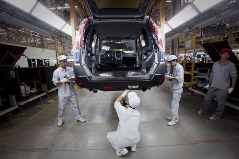U.S. Challenges China Auto Subsidies as Obama, Romney Spar