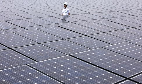 Japan's Shift to Solar Energy Power Hinges