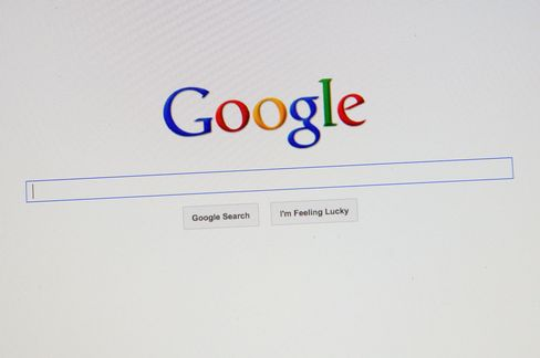 Central Banks Find New Research Tool in Your 127 Billion Google