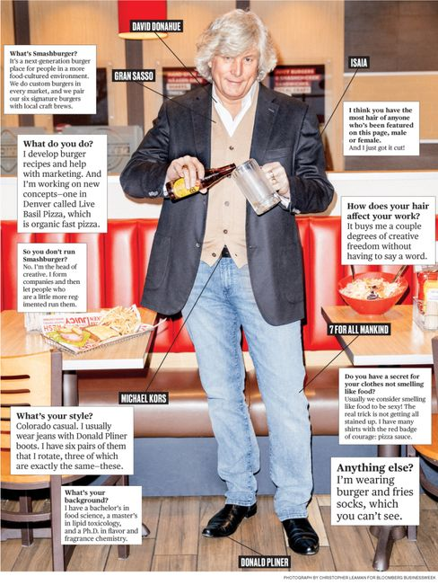 What I Wear to Work: Smashburger's Tom Ryan
