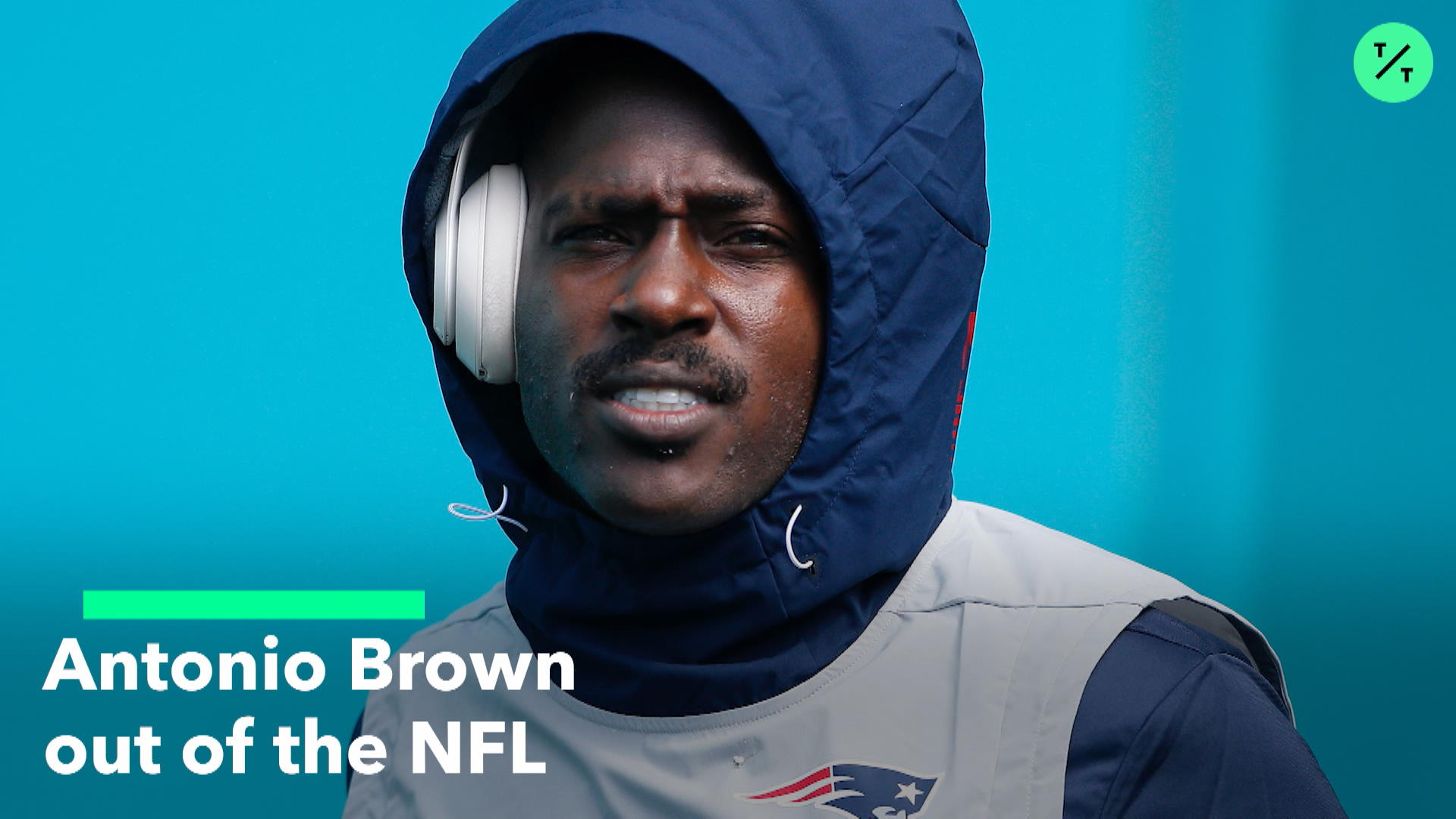 Antonio Brown Retires