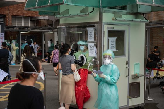 Nine-Day Wait for Covid Test Results Leaves Taiwan in Limbo