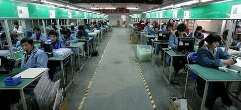 Recession Slams Chinese Exports Again